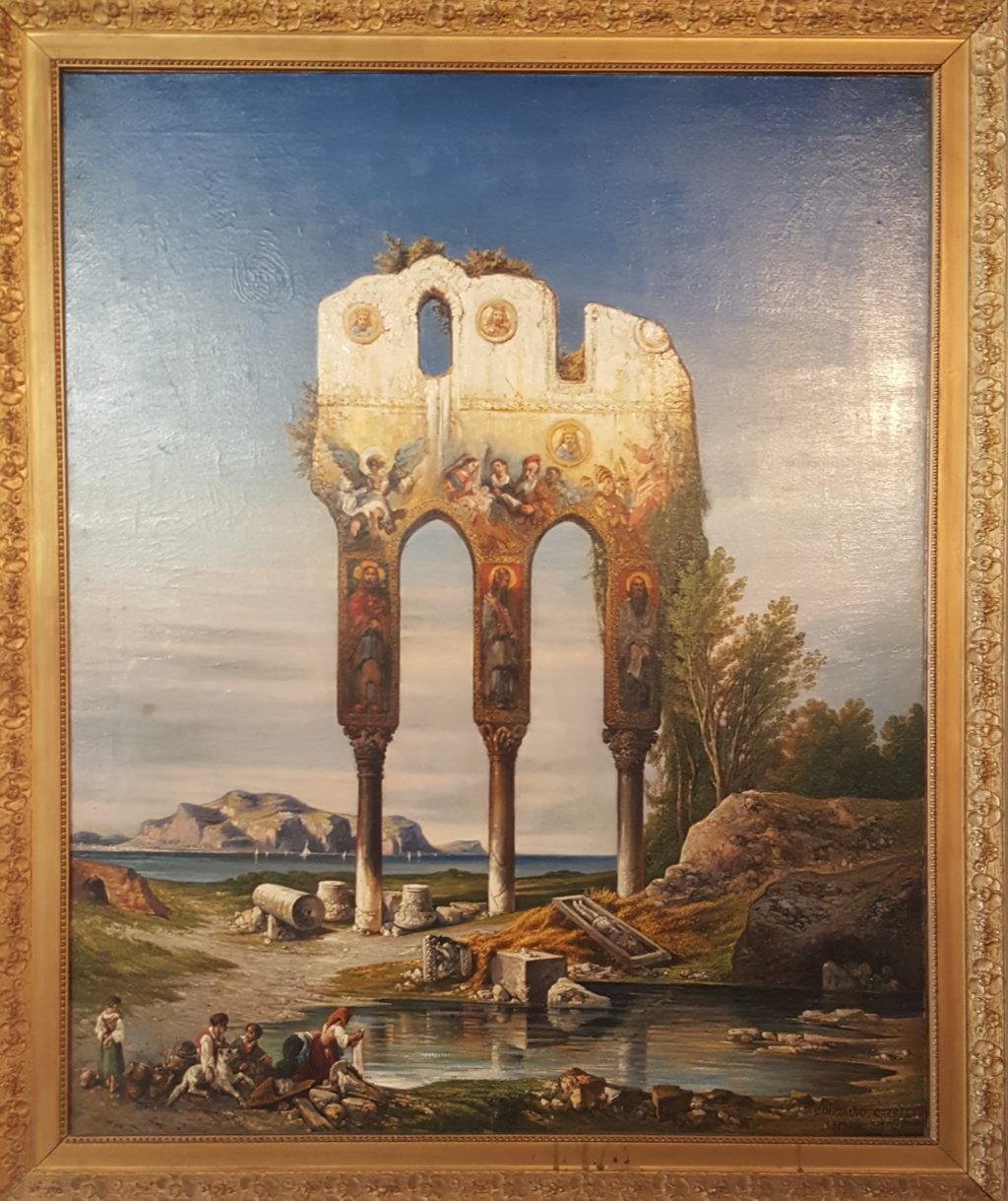 Polo Museale Civico Giulianova: la collezione artistica Bindi va in restauro