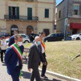 Giulianova, visita istituzionale al Comune del nuovo Prefetto De Prisco