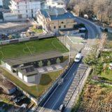 Il Coni finanzia la riqualificazione del campo sportivo di calcio a 5 di Valle Castellana