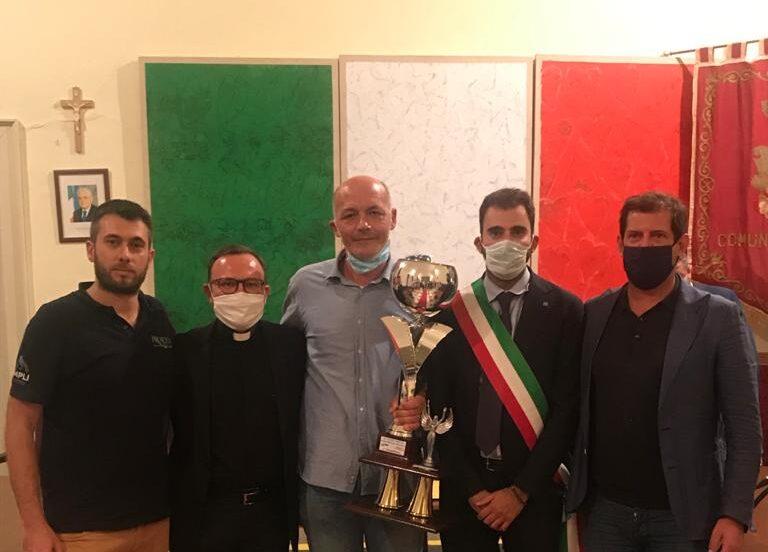 Campli, Fulvio Pallotta vince la 49esima Sagra della Porchetta Italica