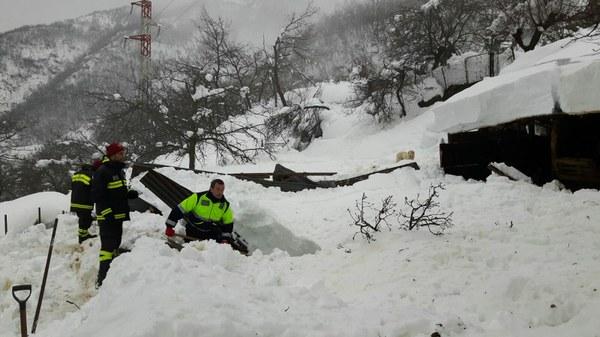 Danni nevicate 2017, bando per la concessione di fondi alle imprese danneggiate