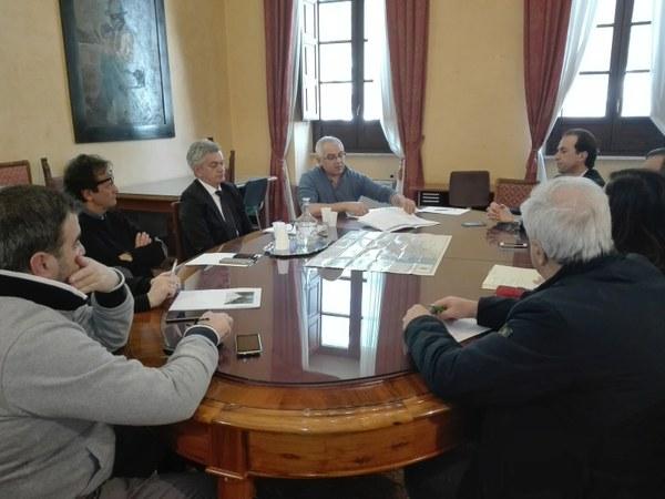 Manutenzione strade, riunione in provincia con i sindaci vibratiani