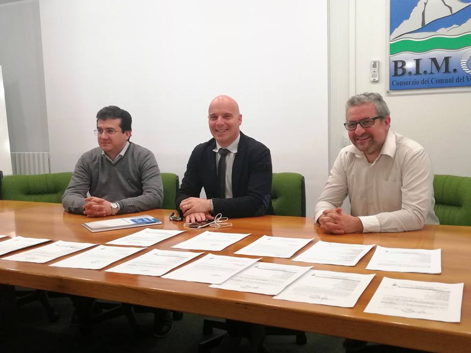 Valle Castellana riceve 35 mila euro dal comitato Sisma