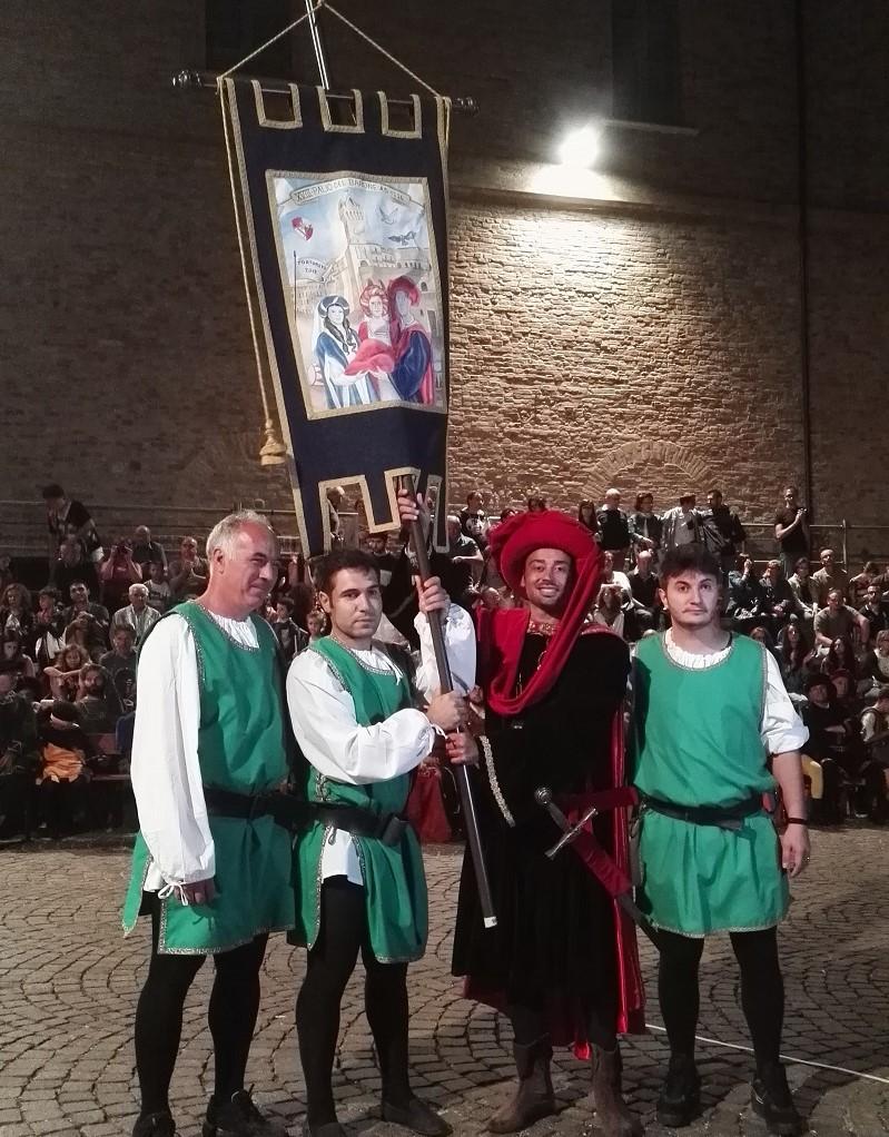 Tortoreto, il rione Terranova vince la 18esima edizione del Palio del Barone