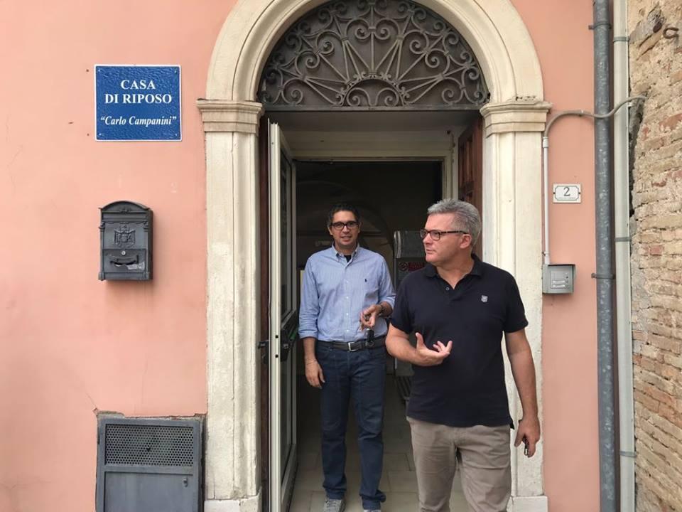Chiusura-trasferimento casa riposo Sant'Omero, Pepe scrive a Marsilio