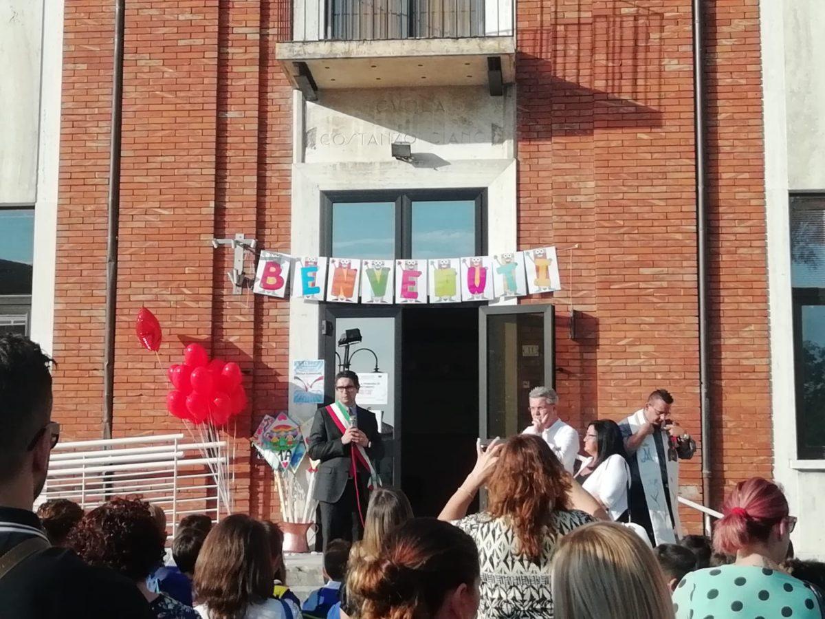 Inaugurata la nuova scuola primaria di Sant'Omero capoluogo
