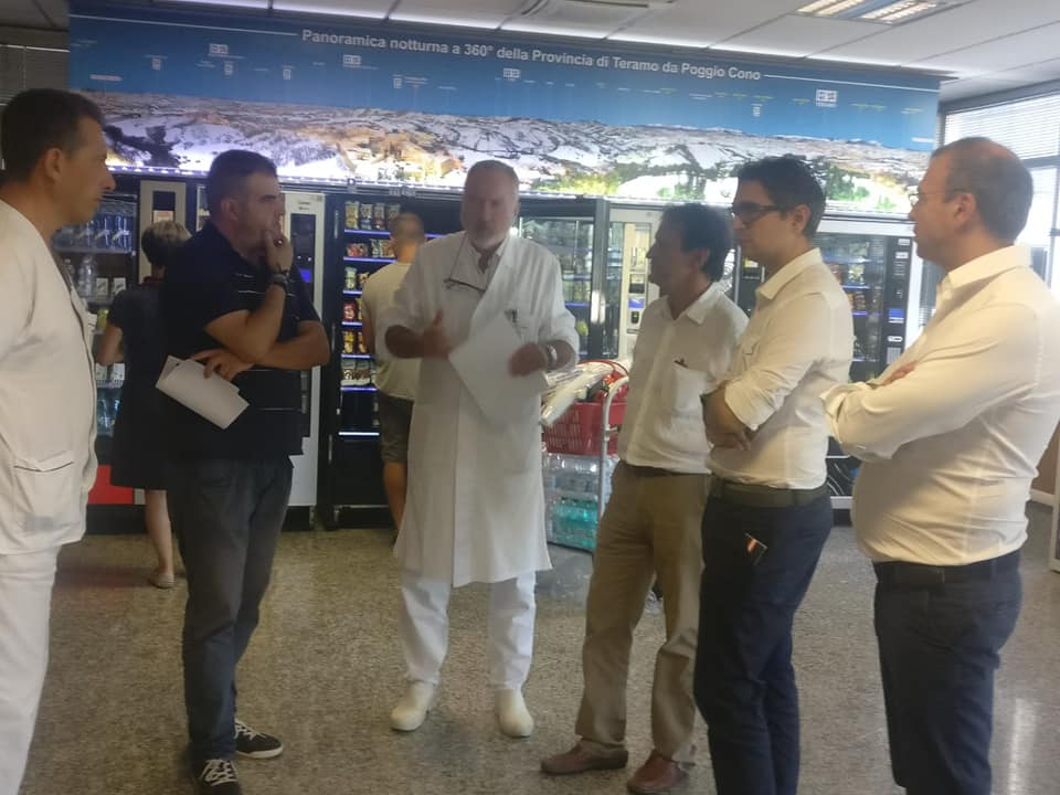 Carenza personale ospedale Sant'Omero: sindaci chiedono garanzie