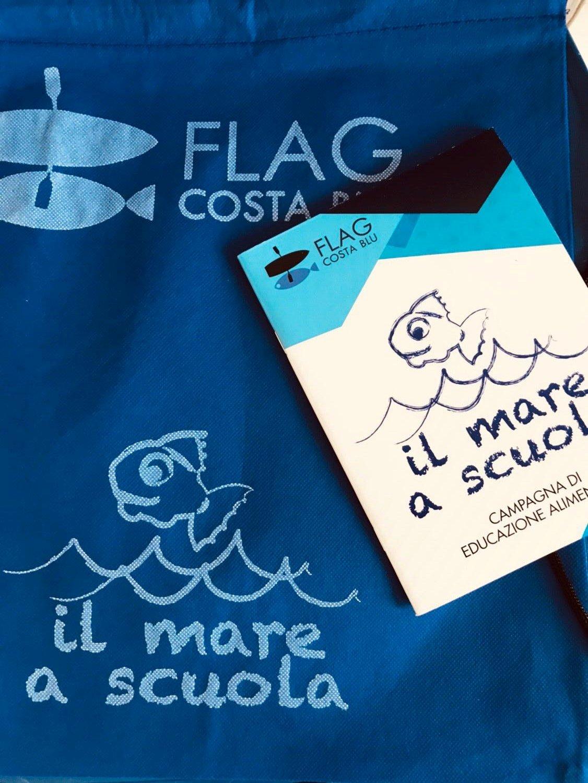 """""""Il mare a scuola"""", parte la campagna di educazione alimentare nelle scuole primarie di Tortoreto e Martinsicuro"""