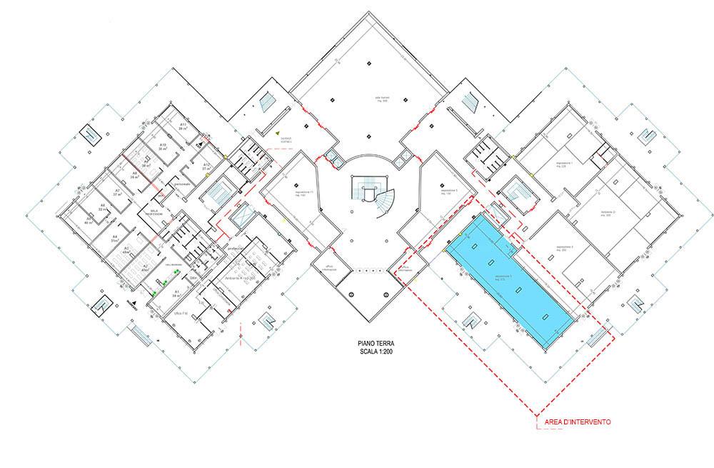Centro fieristico Sant'Egidio, al via i lavori nuova area palestra e spazio funzionale