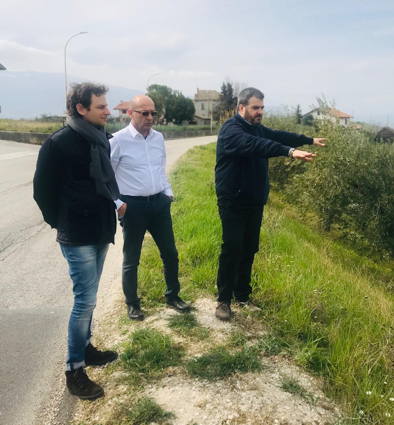 Dissesto idrogeologico e sviluppo turistico, Zennaro (M5S) ad Ancarano incontra gli amministratori