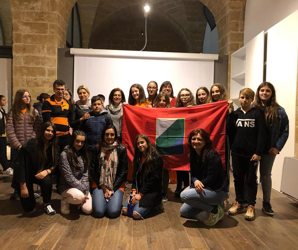 L'istituto comprensivo Nereto-Sant'Omero-Torano a Gallipoli per la finale torneo nazionale di Geometriko