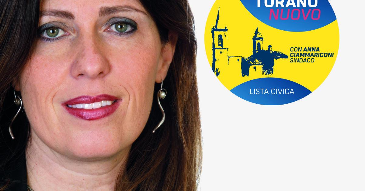 """Elezioni Torano, presentazione lista """"Bella Torano""""della candidata sindaca Ciammariconi"""