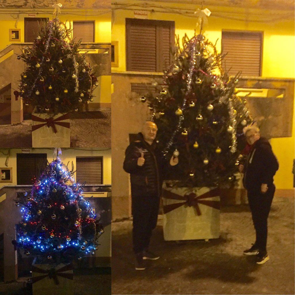 Poggio Morello senza albero di Natale: ci pensa la minoranza