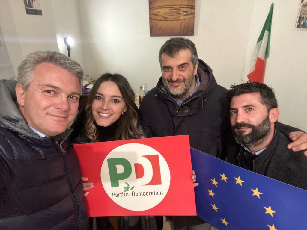 Torano Nuovo, Giada Marziale è il nuovo Segretario del Partito Democratico