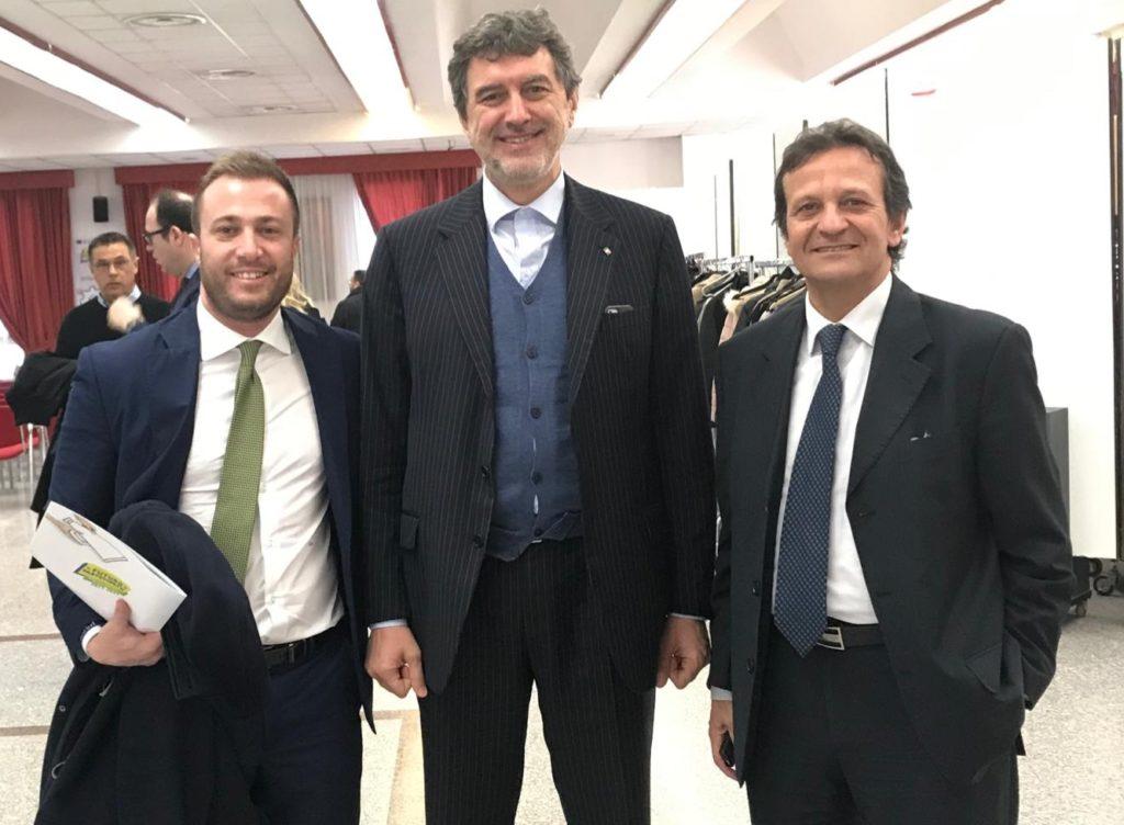 Giulianova, il sindaco Costantini incontra il governatore Marsilio