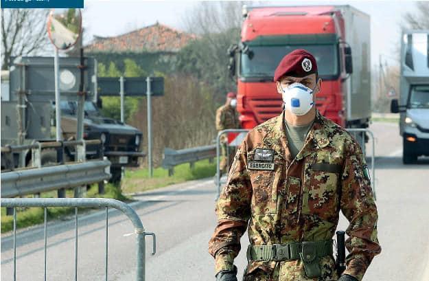 Giulianova, il sindaco chiede l'intervento delle Forze Armate e dell'Esercito