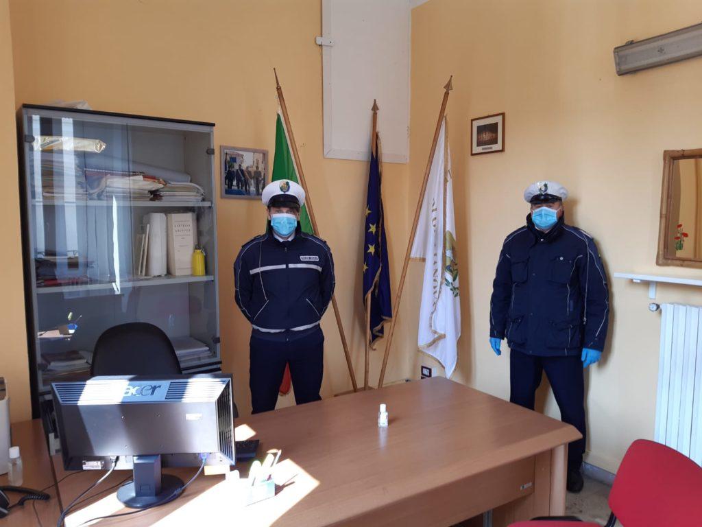 Giulianova, misure speciali per tutelare gli agenti di Polizia Municipale