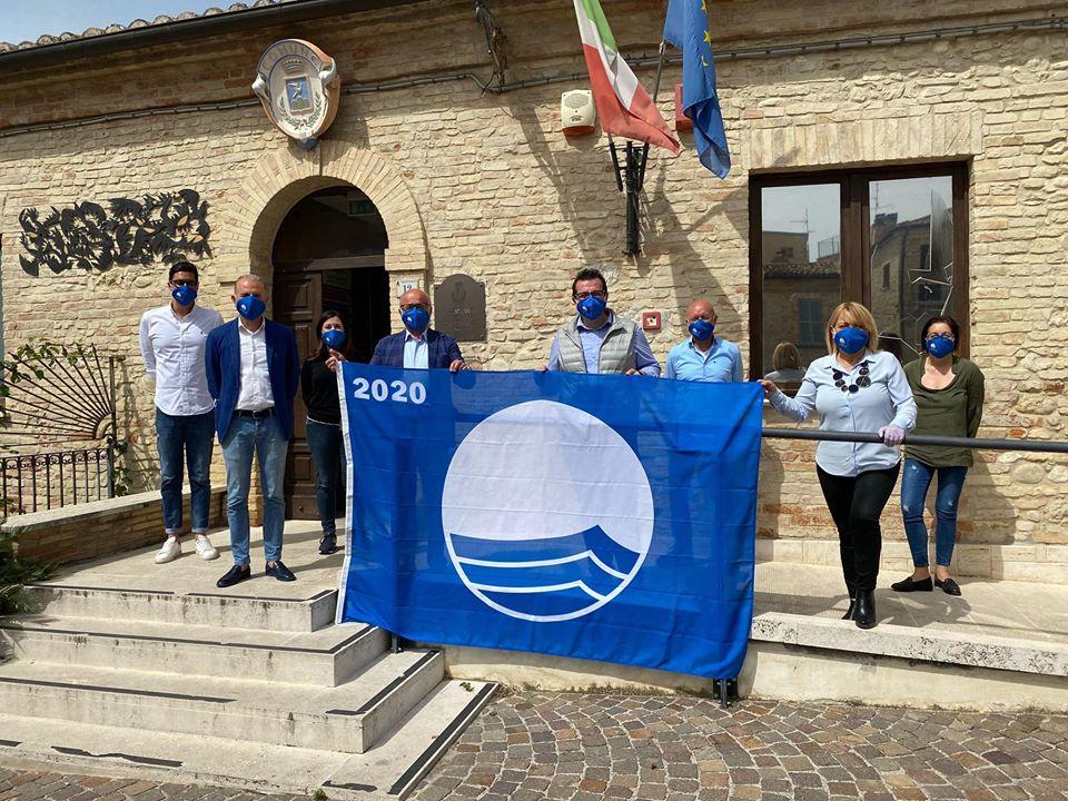 Tortoreto è di nuovo Bandiera Blu: è il 24esimo vessillo