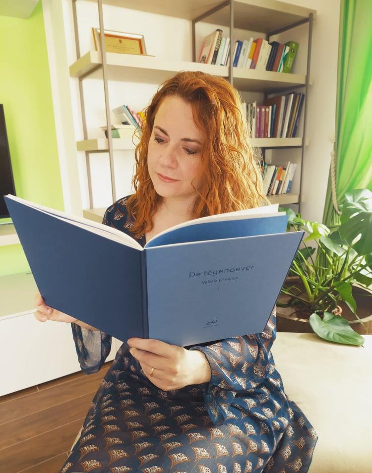 Le poesie di Valeria Di Felice pubblicate in Olanda