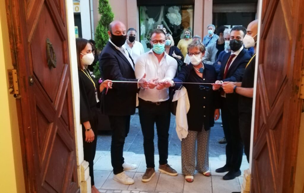 """Inaugurata la nuova pinacoteca Bindi.Soprintendente Mencarelli:""""Un faro per l' Abruzzo"""""""