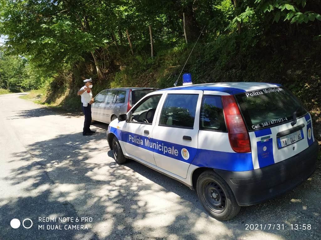 Valle Castellana, controlli contro i cercatori abusivi di funghi. Previste pesanti sanzioni