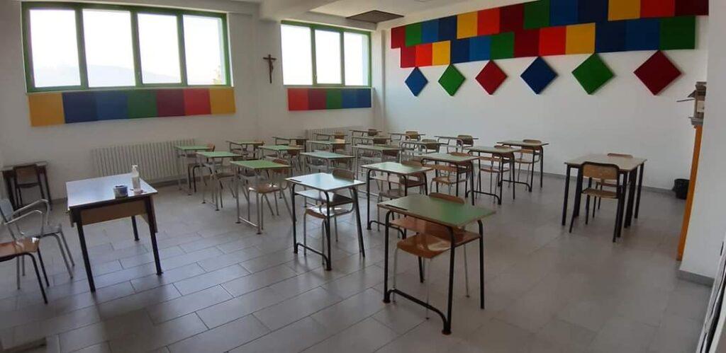 """Ancarano, trasferite due classi presso l'oratorio parrocchiale """"Don Bosco"""""""