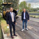 Cantieri aperti, iniziati i lavori sulla provinciale 262 di Campli